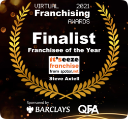 VFA Finalist - Franchisee Of The Year Award 2021